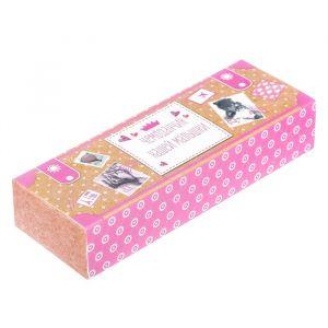 """Набор памятных коробочек для девочки """"Чемоданчик нашей малышки"""""""