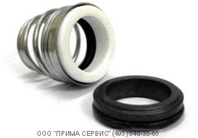Торцевое уплотнение насоса Lowara CA 1206/33