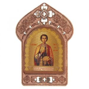 """Икона """"Великомученик Пантелеимон"""". Помощь и защита врачей и болящих"""