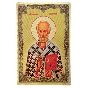 """Икона с подвесом """"Святой святитель и чудотворец Николай, архиепископ Мир Ликийски"""" 188766"""