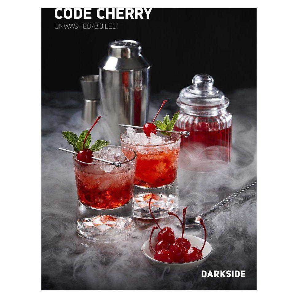 Табак Dark Side Medium - CODE CHERRY (Вишня, 30 грамм)