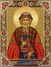 Икона Ярослав Мудрый князь благоверный