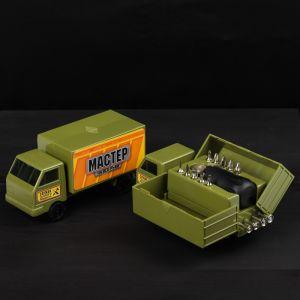 Набор инструментов в грузовике «Мастер на все руки», 15 предметов