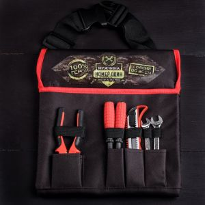 Набор инструментов в сумке «Мужчина номер один», 6 предметов