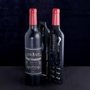 Набор инструментов «Настоящий мужчина», в бутылке, 22 предмета