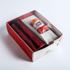 """Подарочный набор """"Лучшему сыну"""": термокружка 550 мл, свеча 4869268"""