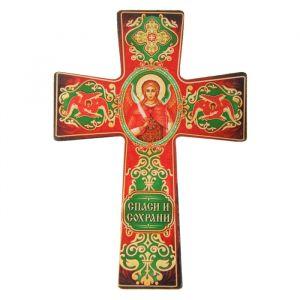 """Крест с подвесом """"Икона Архангела Михаила"""" 838424"""