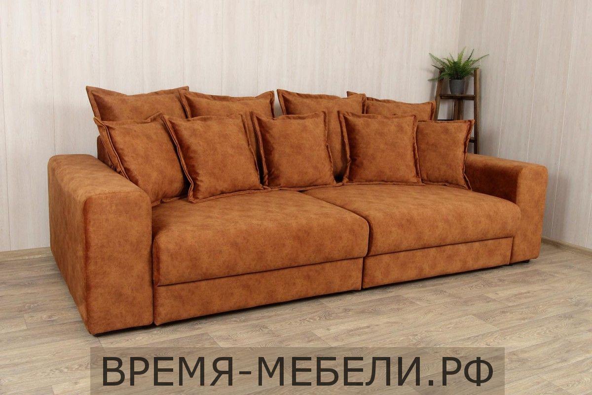 Модульный диван «Валенсия» Goya honey