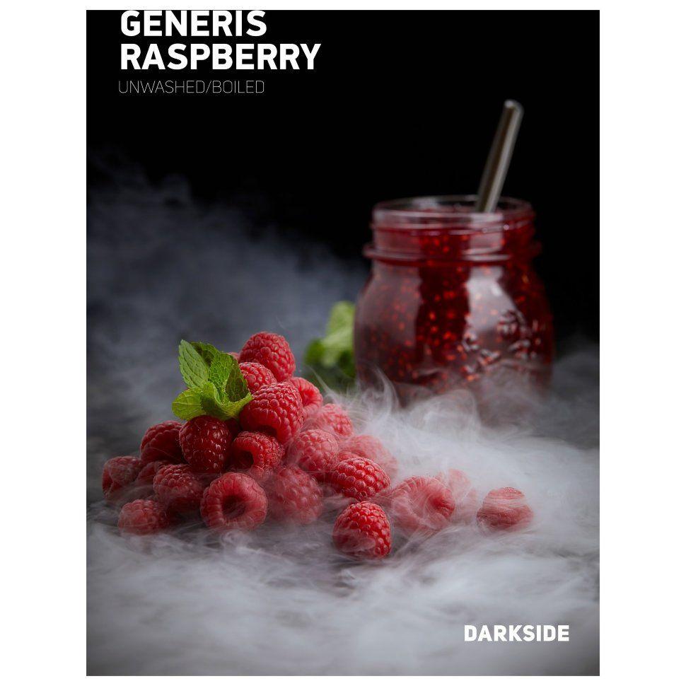 Табак Dark Side Medium - GENERIS RASPBERRY (Малина, 30 грамм)