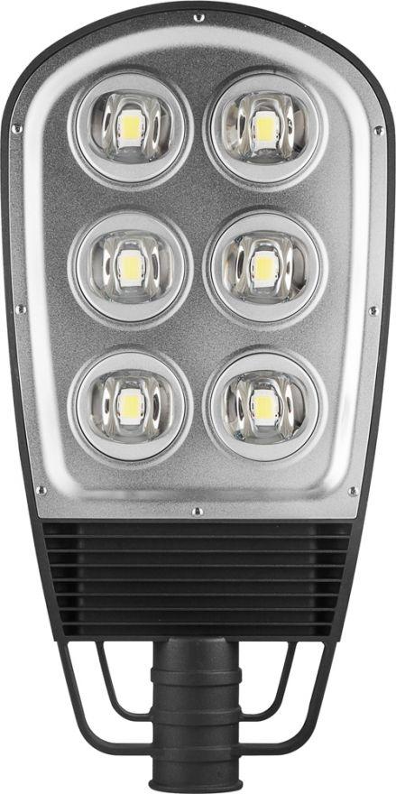 Светильник уличный консольный Feron SP2556 150W 6400K 230V, черный 12169