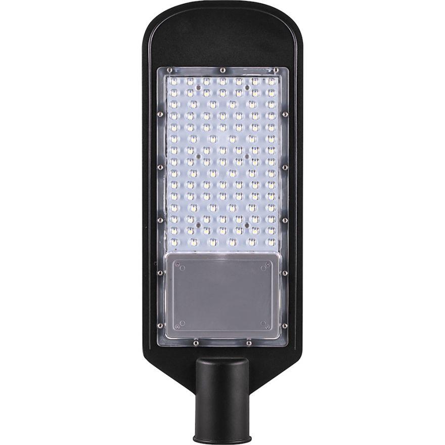 Светильник уличный консольный Feron SP3032 50W 6400K 230V, черный 32577