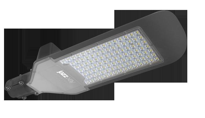 Светильник уличный консольный Jazzway PSL 02 100w 4000K GR IP65