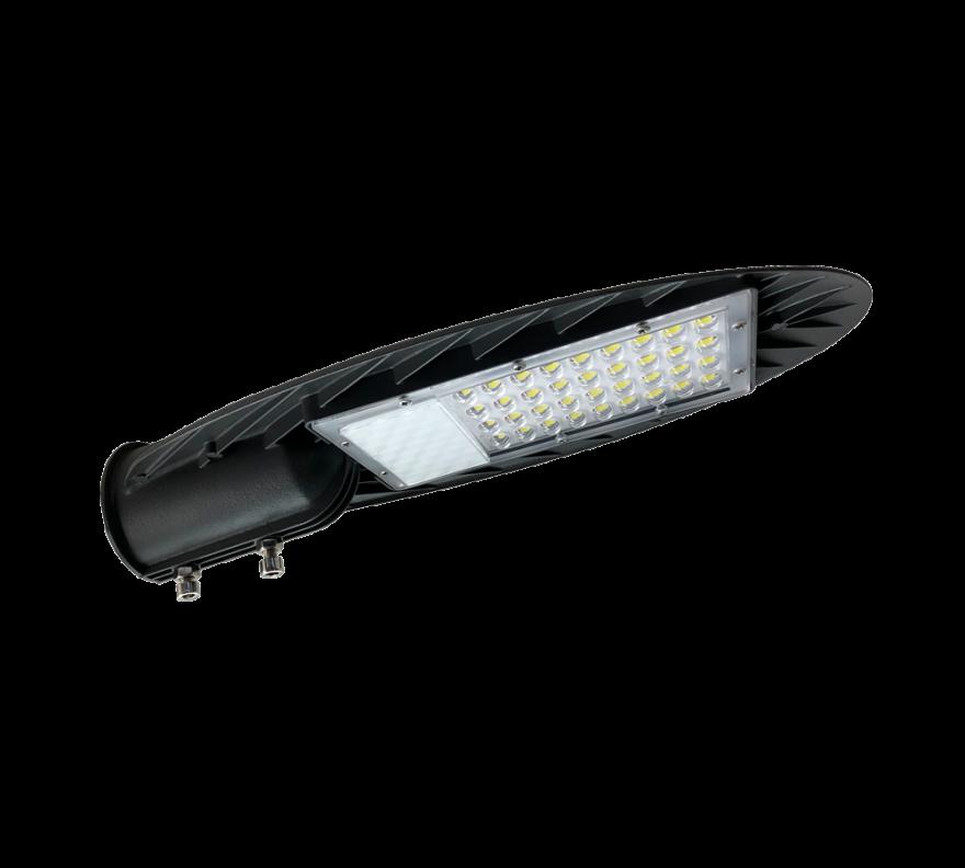 Светильник уличный консольный Jazzway PSL 03 30w 5000K GR IP65