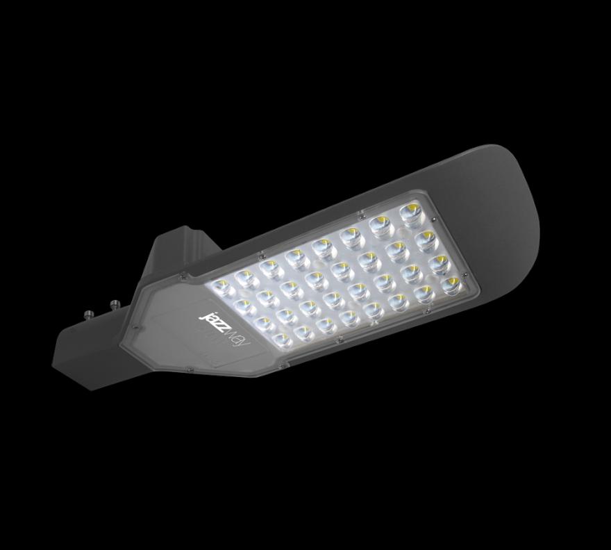 Светильник уличный консольный Jazzway PSL 02 30w 5000K GR IP65