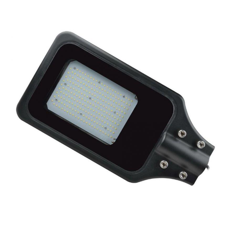 Светильник уличный консольный Uniel ULV-R23H-100W/4000К IP65 BLACK 100Вт