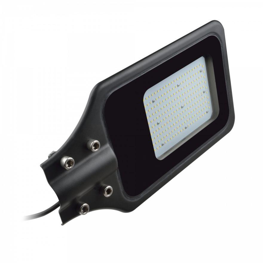 Светильник уличный консольный Uniel ULV-R23H-150W/4000К IP65 BLACK 150Вт
