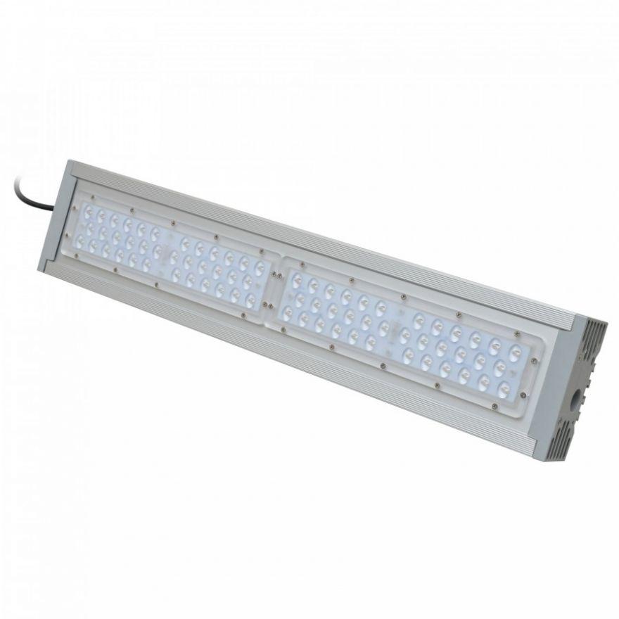 Светильник уличный консольный Uniel ULV-R24J 100W/5000К IP65 SILVER 100Вт