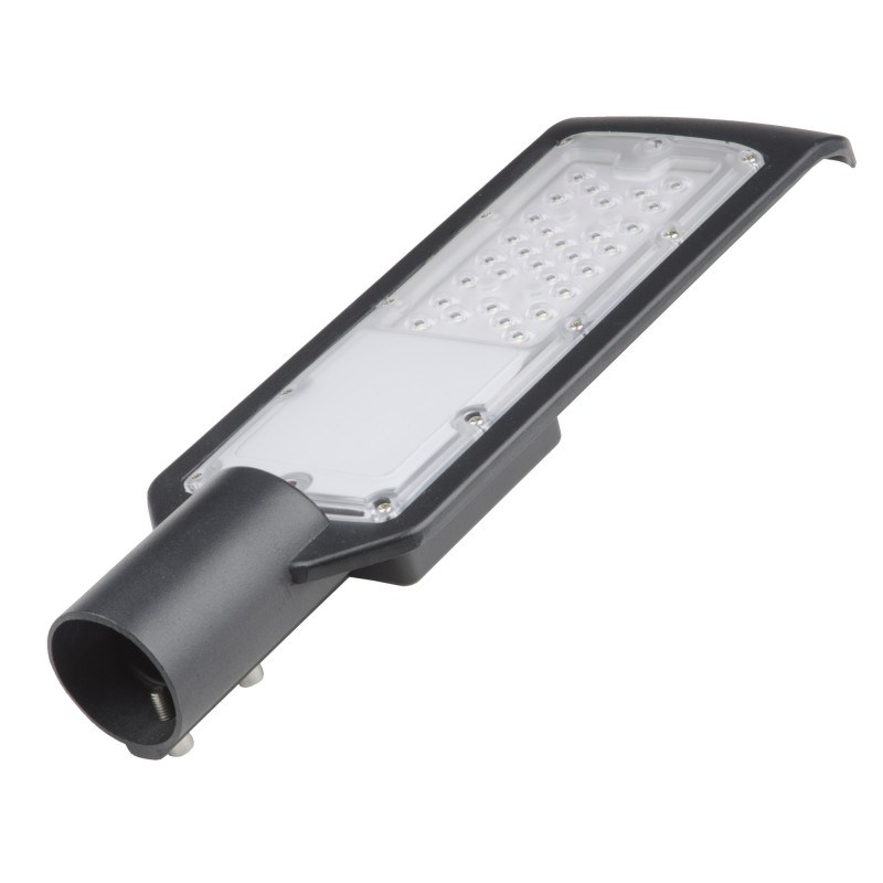 Светильник уличный консольный Volpe ULV-Q610 30W/6500К IP65 BLACK 30Вт