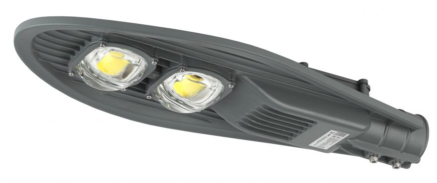 Светильник уличный консольный ЭРА SPP-5-80-5K-W 80Вт