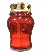 Лампада для дома Красного цвета