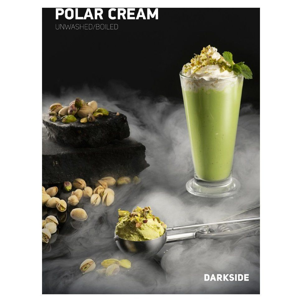 Табак DarkSide Rare - POLAR CREAM (Фисташковое Мороженое, 100 грамм)