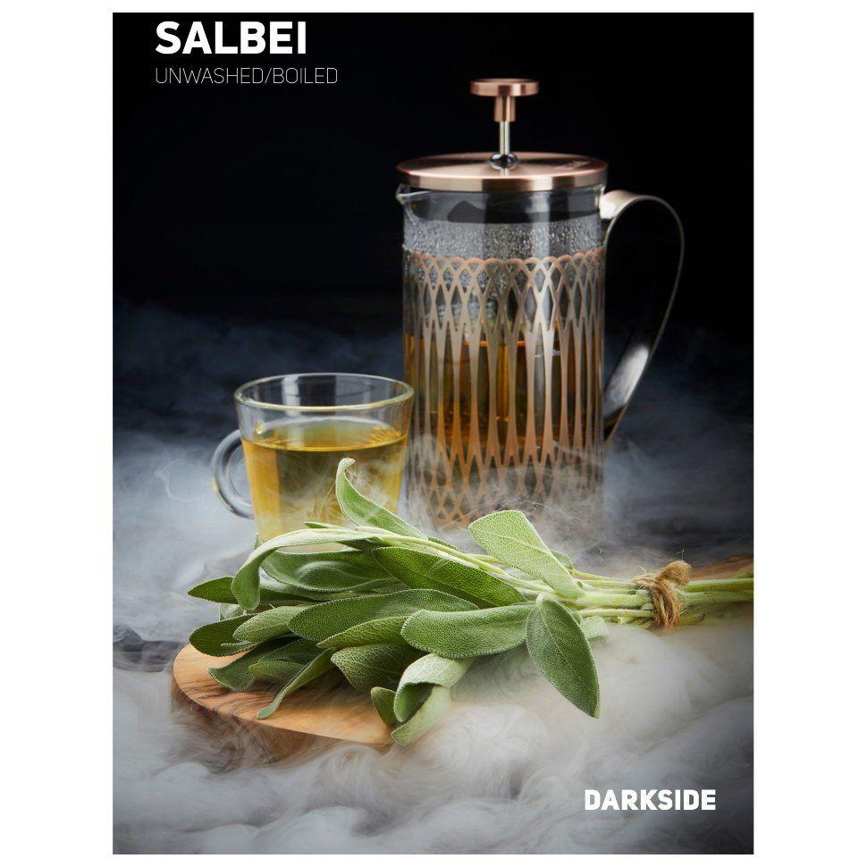 Табак Dark Side Soft - SALBEI (Шалфей, 250 грамм)