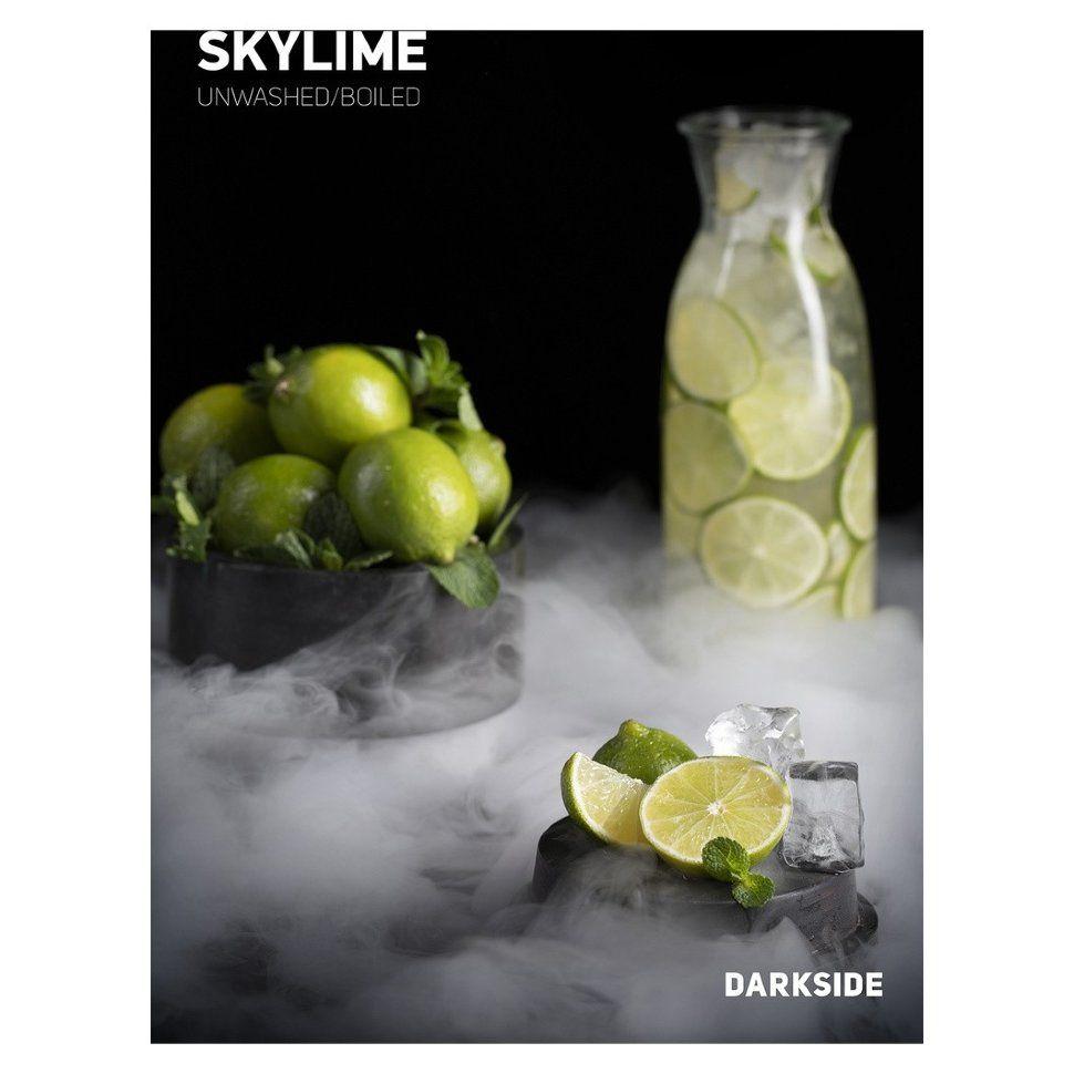 Табак Dark Side Soft - SKYLIME (СкайЛайм, 250 грамм)