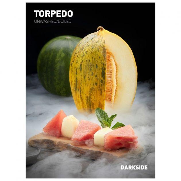 Табак DarkSide Medium - TORPEDO (Арбуз и Дыня, 250 грамм)