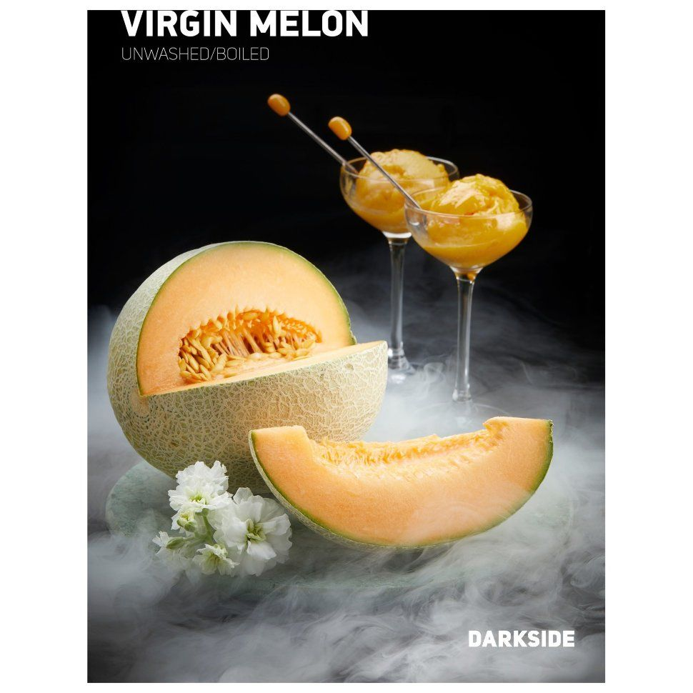 Табак Dark Side Soft - VIRGIN MELON (Дыня, 250 грамм)