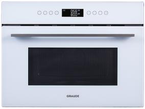 Компактный духовой шкаф с СВЧ и грилем Premium  GRAUDE MWG 45.0 W