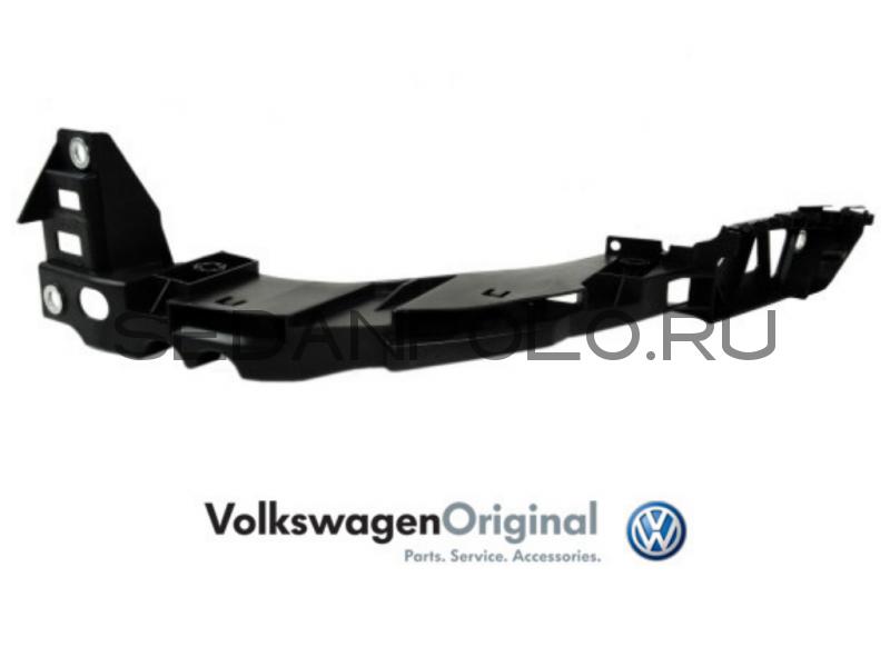 Кронштейн крепления фары нижний Левый для Volkswagen Polo Sedan