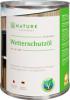Защитное Масло Gnature Wetterschutzol 280 2.5л для Наружных, Деревянных Фасадов