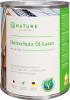Масло-Лазурь для Дерева Gnature Holzschutz Ol-Lasur 425 10л для Защиты и Окраски Деревянных Фасадов Внутри и Снаружи