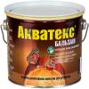 Натуральное Масло Акватекс Бальзам 0.75л для Древесины для Внутренних и Наружных Работ