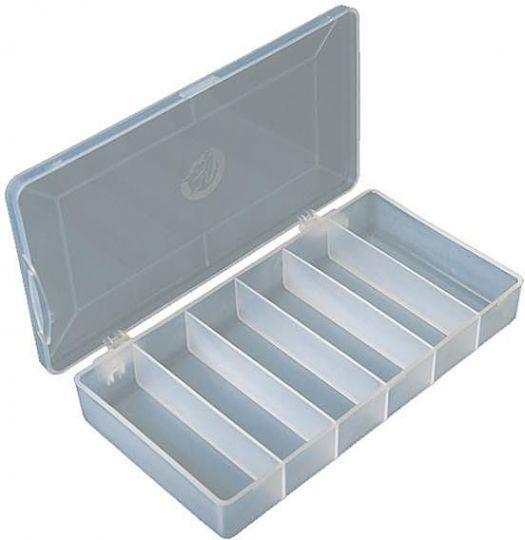 Коробка для приманок СВ-01 для твистеров 6 отд 180*100*30мм