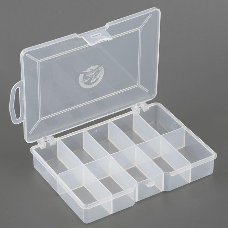 Коробка для приманок СВ-05 для твистеров 10 отд 150*100*26мм
