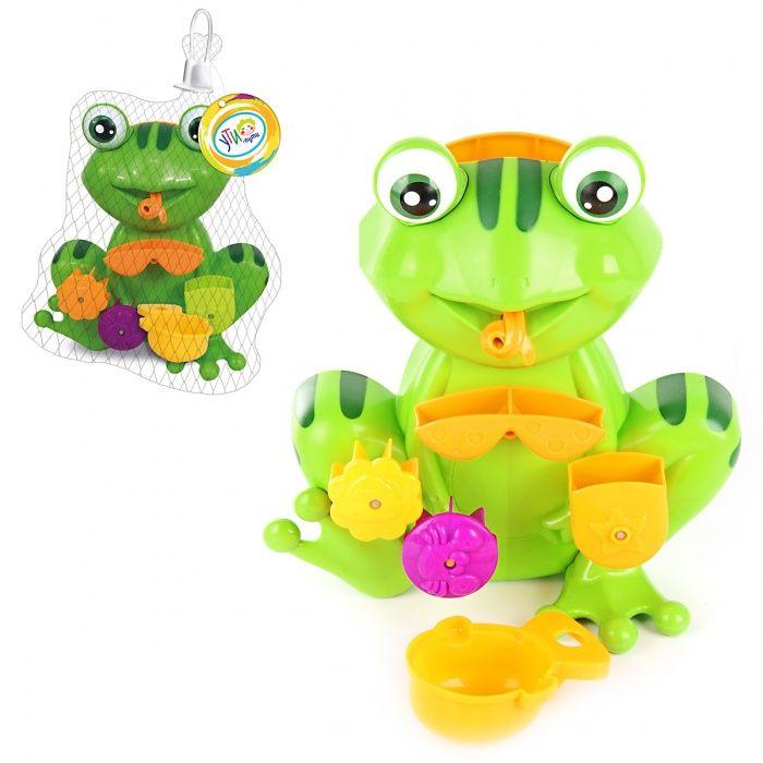 Игрушка для ванной Лягушка