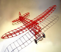 Набор для объёмного рисования I Do 3D Vertical, 3 ручки, красный