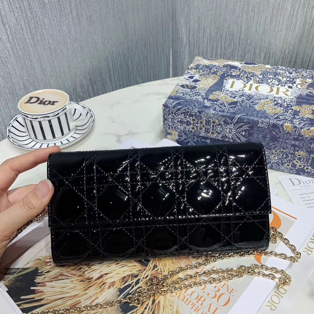 Клатч Lady Dior