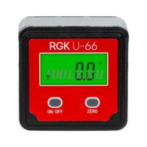 RGK U-66 Электронный угломер