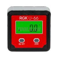 RGK U-66 Электронный угломер фото