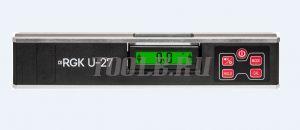 RGK U27  Электронный уровень