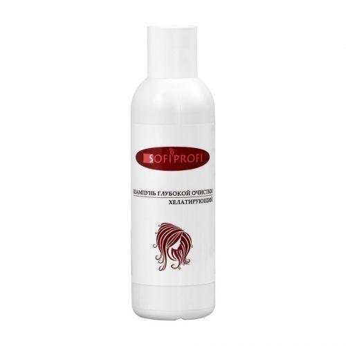 Шампунь хелатирующийдля глубокой очистки волос 200 мл