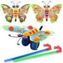 бабочка каталка для малышей