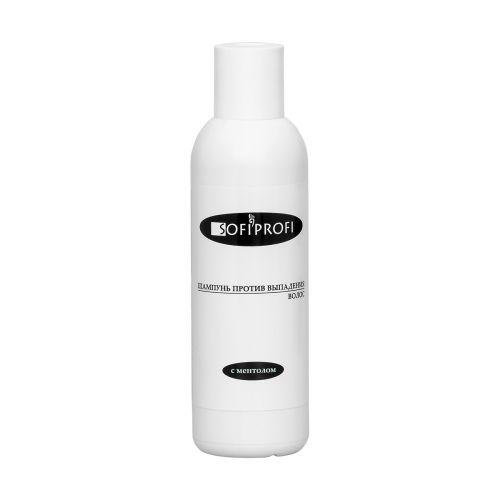Шампунь против выпадения волос с ментолом, 200 мл
