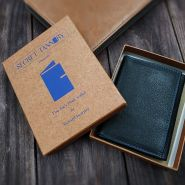 #НЕНОВЫЙ Secret Tannery The Jak's Peek wallet by Gerard Kearney
