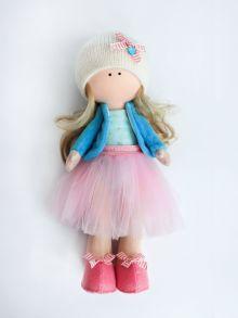Набор для шитья куклы «Оливия» 35 см.