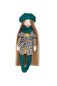 Набор для шитья куклы «Паулина» 35 см.