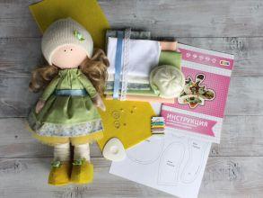 Набор для шитья куклы «Принцесса Вероника» 35 см.