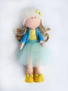 Набор для шитья куклы «Эмма» 35 см.